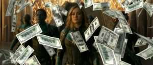 Captain Marvel made $1 Billion