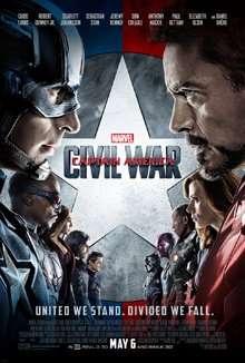 Captain America CW