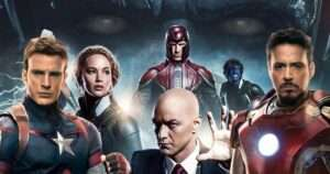 X-men and Marvel