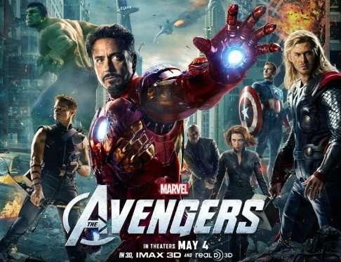 Avengers first
