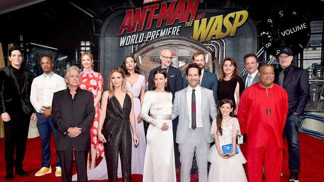 Antman-and-wasp-family