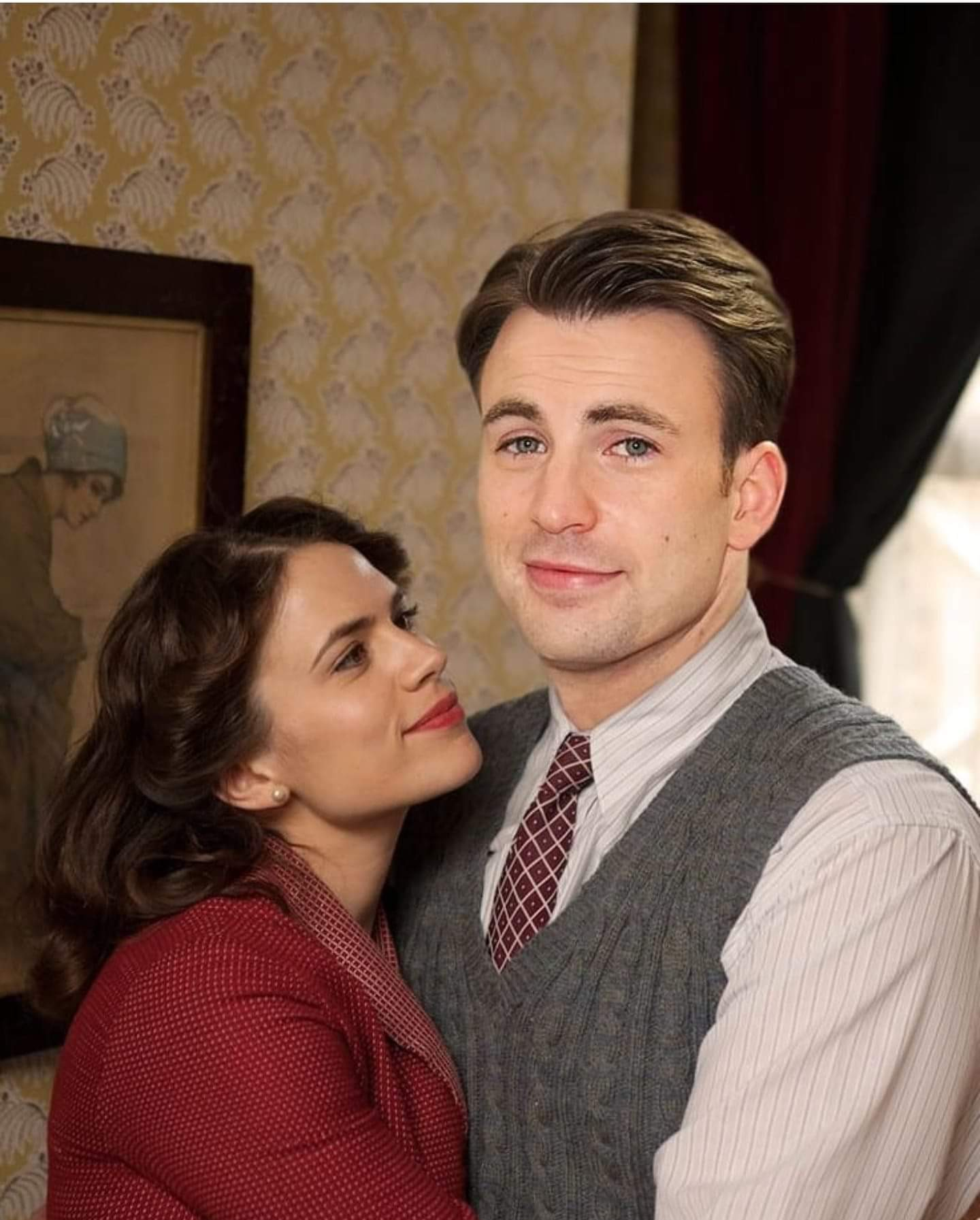 Peggy and rogers