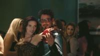 Tony Stark and Natasha