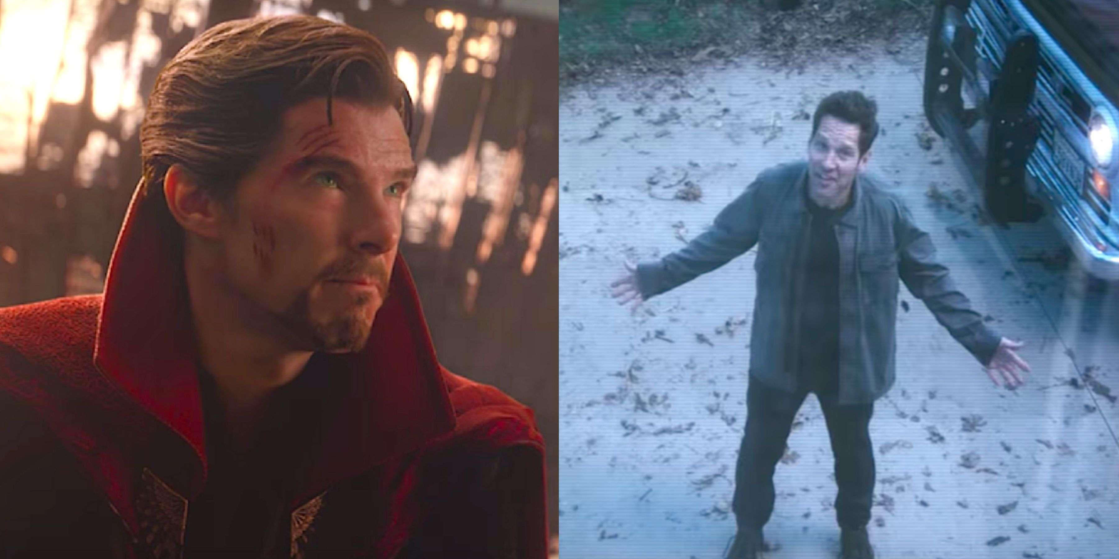 Avengers Endgame Time Jump