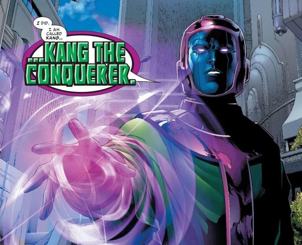 Kang The Conqueror