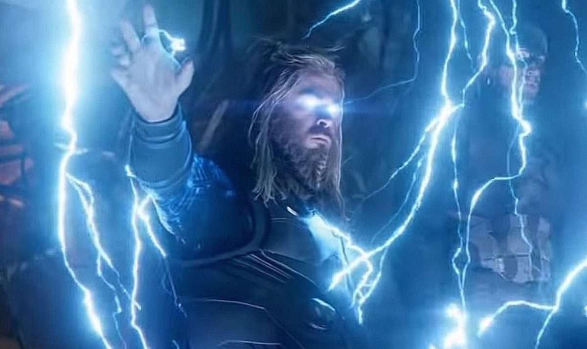 Thor In Avengers Endgame