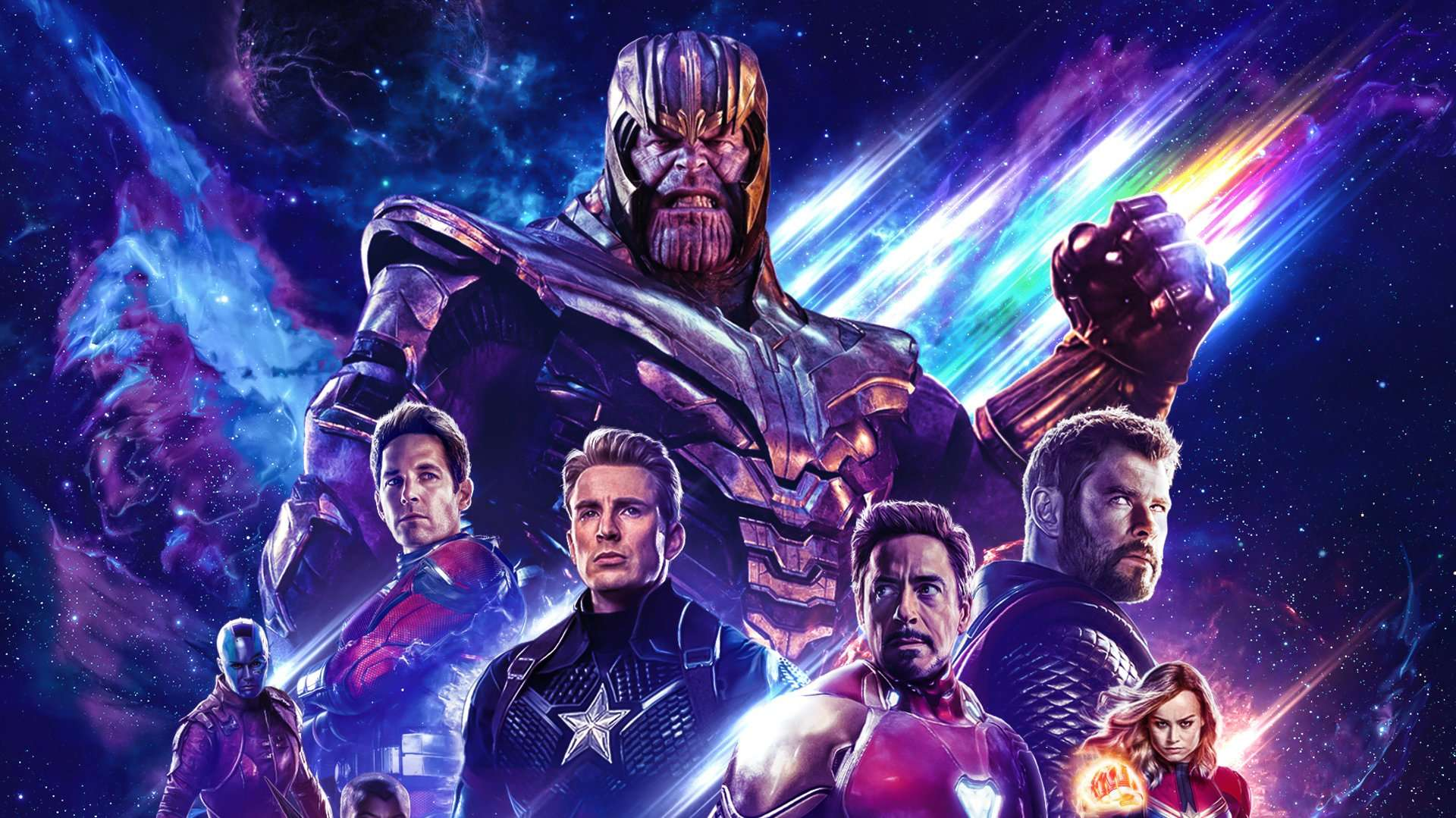 Official Avengers Endgame Music Video For Portals Released