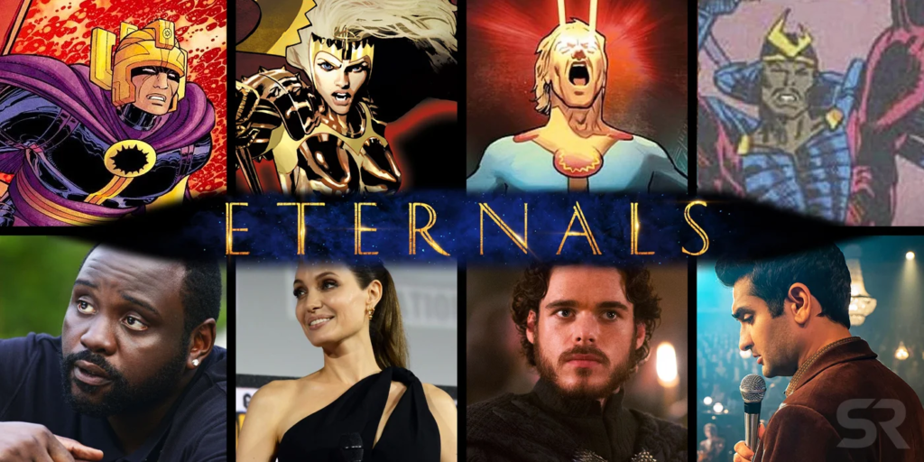 The Eternals Spoilers 'Leak' Has Surprise Appearances From Marvel Favourites