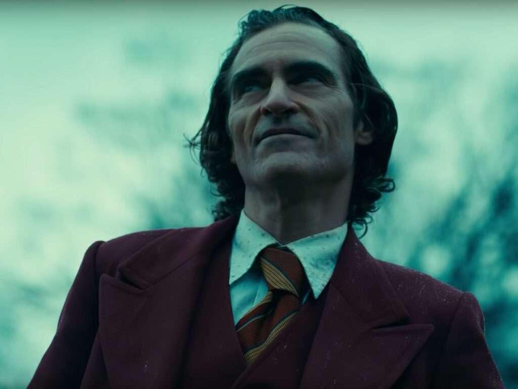 Joaquin Phoenix 'Joker'