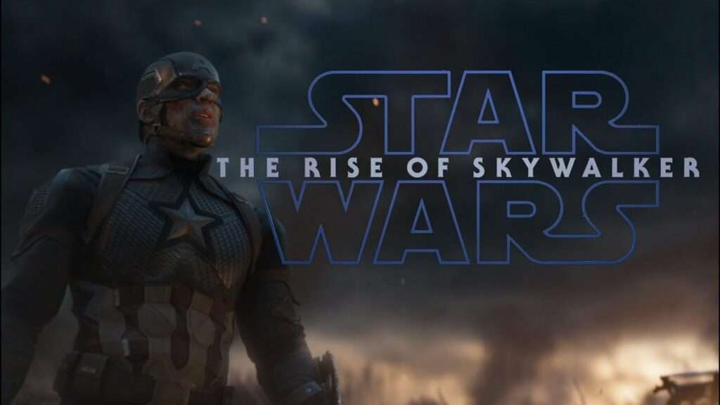 Avengers Endgame Fan Makes Epic Edit Using Star Wars The Rise Of Skywalker Trailer
