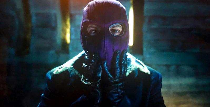 Zemo Mask