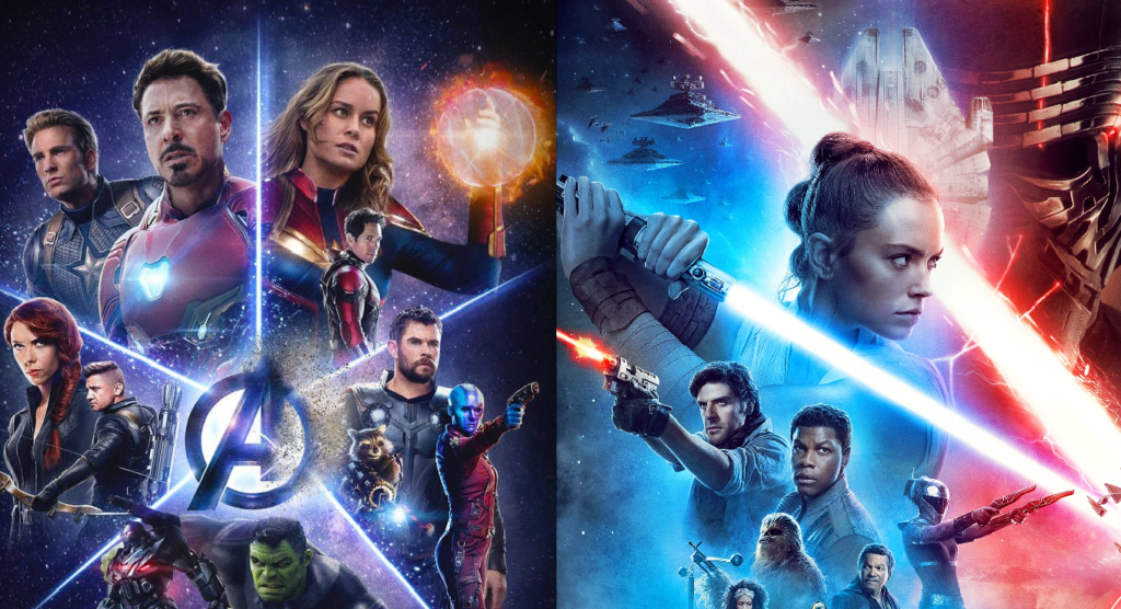 Star Wars Vs Avengers And The Movies Which Are Almost The Same