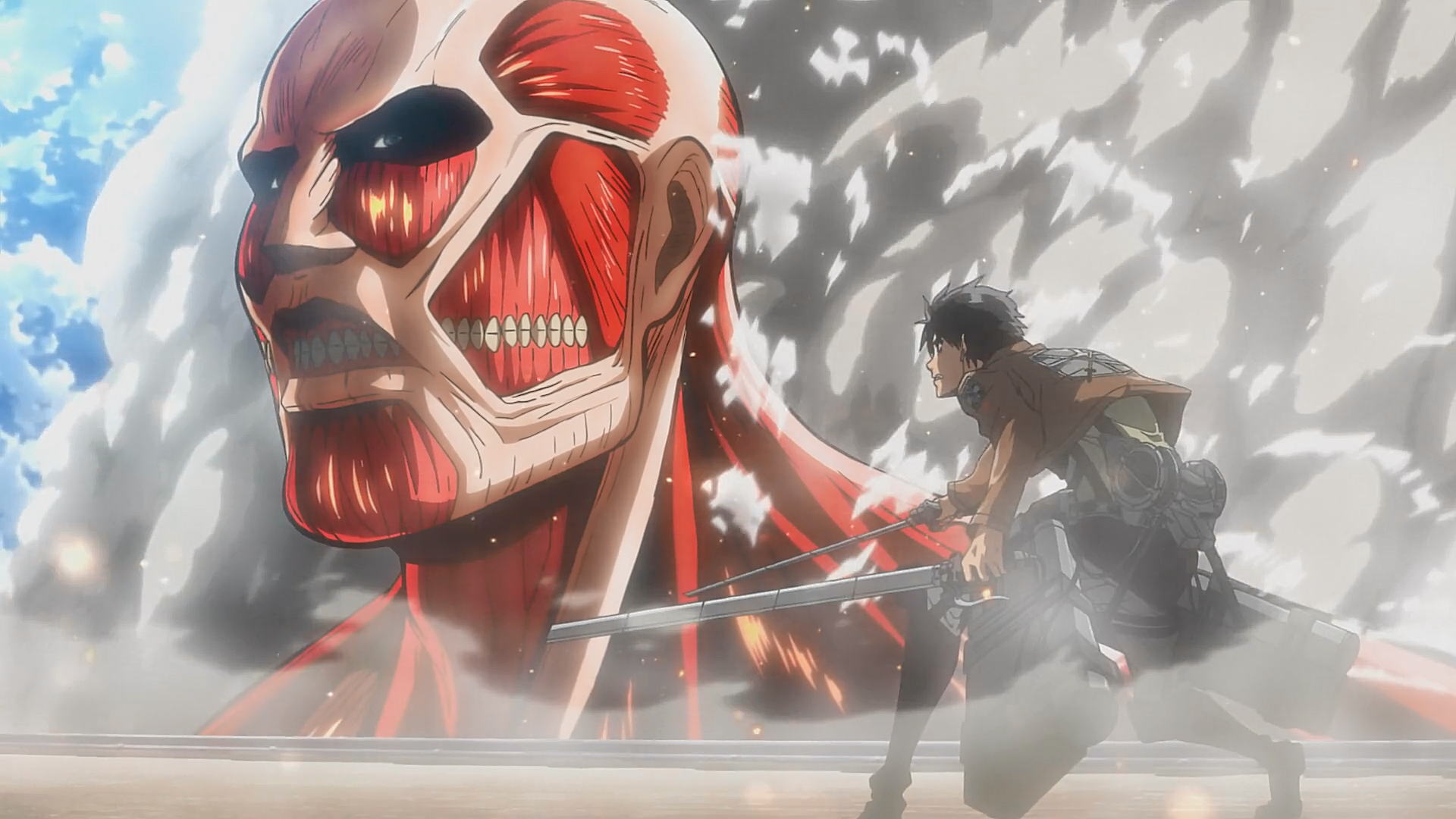 Attack On Titan All The Nine Titans And Their Powers Explained The News Fetcher