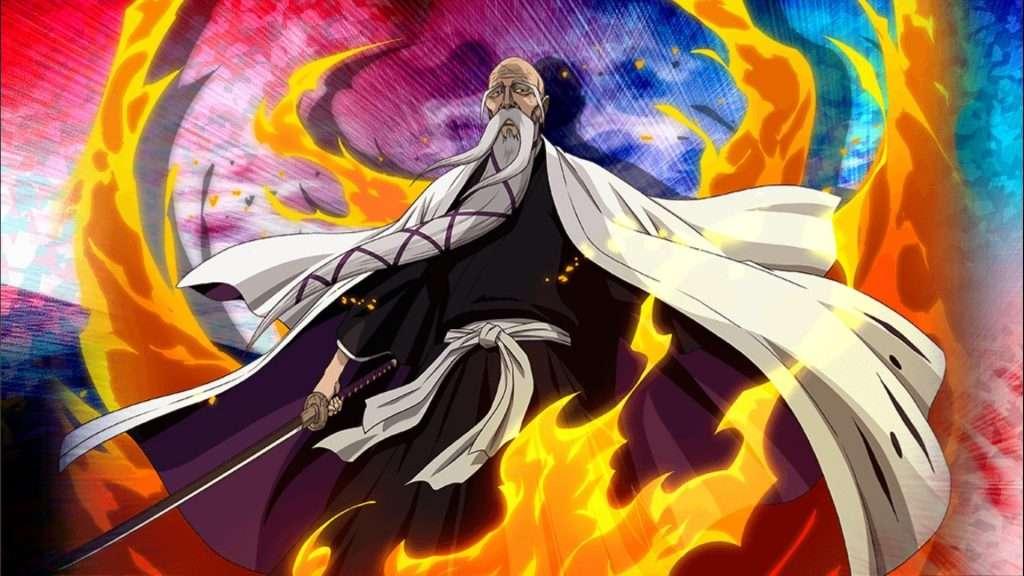 Yamamoto Genryuusai - Strongest Characters in Bleach